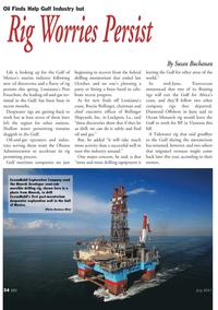 Marine News Magazine, page 34,  Jul 2011 Ocean Monarch