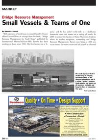 Marine News Magazine, page 38,  Jul 2011