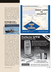 Marine News Magazine, page 47,  Jul 2011 fiberglass boats