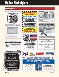 Marine News Magazine, page 62,  Jul 2011