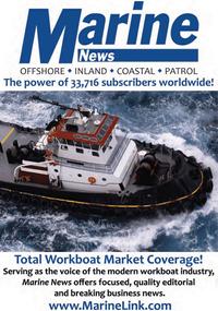 Marine News Magazine, page 3rd Cover,  Jul 2011
