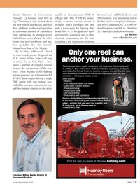 Marine News Magazine, page 13,  Aug 2011 United States Navy
