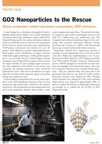 Marine News Magazine, page 14,  Aug 2011 Environmental Protection Agency