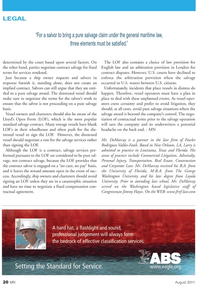 Marine News Magazine, page 20,  Aug 2011 UN Court