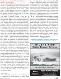 Marine News Magazine, page 27,  Aug 2011 Dagmar Etkin
