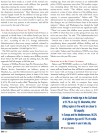 Marine News Magazine, page 30,  Aug 2011 Grant Candies