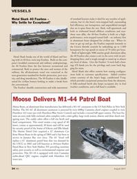 Marine News Magazine, page 34,  Aug 2011 Ellis Island
