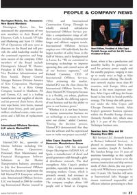 Marine News Magazine, page 37,  Aug 2011 MarineCFO Enterprise