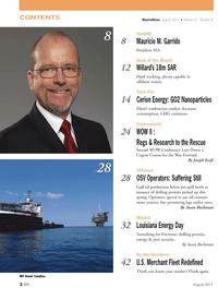 Marine News Magazine, page 2,  Aug 2011 Still Gulf