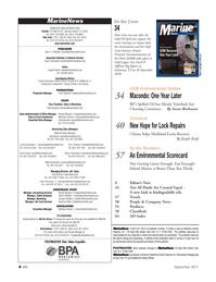 Marine News Magazine, page 4,  Sep 2011