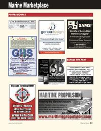Marine News Magazine, page 63,  Sep 2011