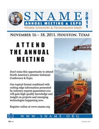 Marine News Magazine, page 54,  Oct 2011