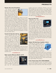 Marine News Magazine, page 101,  Nov 2011 areas