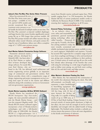 Marine News Magazine, page 103,  Nov 2011 marine design software