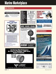 Marine News Magazine, page 110,  Nov 2011