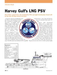 Marine News Magazine, page 10,  Nov 2011 U.S. Gulf Coast