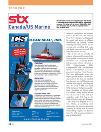 Marine News Magazine, page 12,  Nov 2011