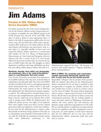 Marine News Magazine, page 14,  Nov 2011 Kentucky