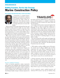 Marine News Magazine, page 26,  Nov 2011 ocean marine insurance carriers