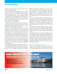 Marine News Magazine, page 38,  Nov 2011 oil and gas exploration