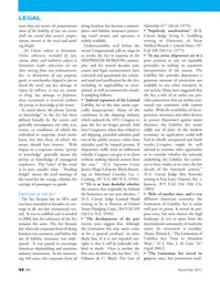 Marine News Magazine, page 44,  Nov 2011 Learned Hand