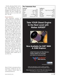 Marine News Magazine, page 57,  Nov 2011 Caterpillar