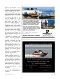 Marine News Magazine, page 65,  Nov 2011 navigation equipment