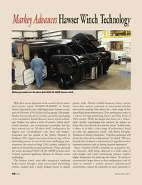 Marine News Magazine, page 68,  Nov 2011 Stars and Stripes