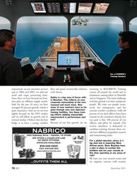 Marine News Magazine, page 76,  Nov 2011 propulsion systems
