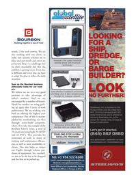 Marine News Magazine, page 77,  Nov 2011 North Sea