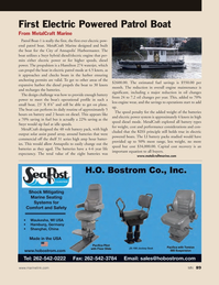 Marine News Magazine, page 89,  Nov 2011 oil changes
