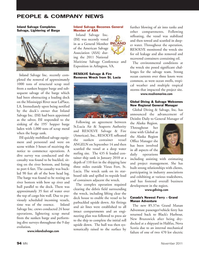 Marine News Magazine, page 94,  Nov 2011 Mississippi