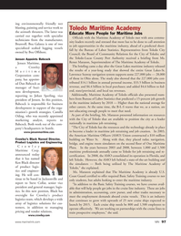 Marine News Magazine, page 97,  Nov 2011 Ohio