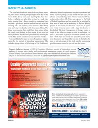 Marine News Magazine, page 18,  Jan 2012