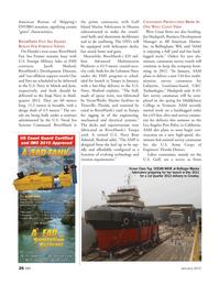 Marine News Magazine, page 26,  Jan 2012