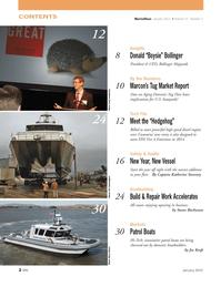 Marine News Magazine, page 2,  Jan 2012