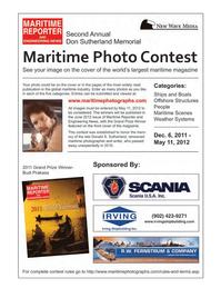 Marine News Magazine, page 42,  Jan 2012