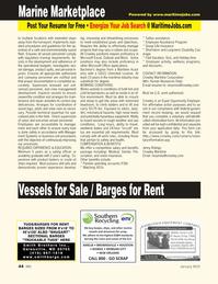 Marine News Magazine, page 44,  Jan 2012