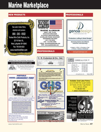 Marine News Magazine, page 47,  Jan 2012