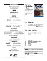 Marine News Magazine, page 4,  Jan 2012