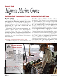 Marine News Magazine, page 28,  Feb 2012