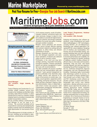 Marine News Magazine, page 44,  Feb 2012