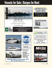 Marine News Magazine, page 45,  Feb 2012