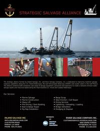 Marine News Magazine, page 3rd Cover,  Feb 2012