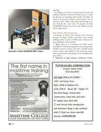 Marine News Magazine, page 44,  Mar 2012