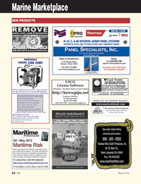 Marine News Magazine, page 62,  Mar 2012