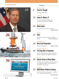 Marine News Magazine, page 2,  Apr 2012