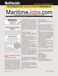 Marine News Magazine, page 75,  Apr 2012
