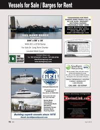 Marine News Magazine, page 76,  Apr 2012