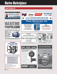 Marine News Magazine, page 78,  Apr 2012